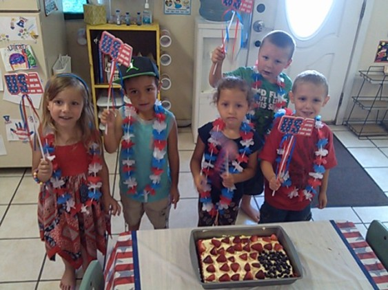preschool 4th of July 2