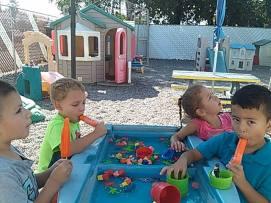 preschool popsicle time pic