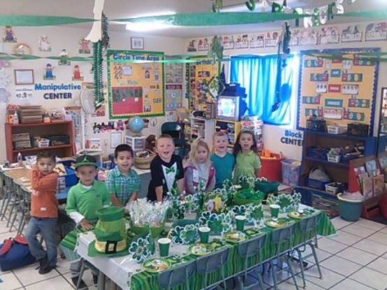 preschool st patrick's day 2