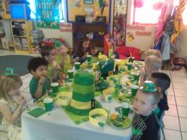 preschool st.patrick's day