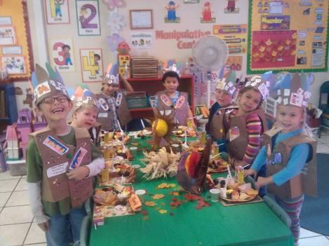 preschool thanksgiving 1